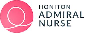 Honiton Admiral Nurse Logo